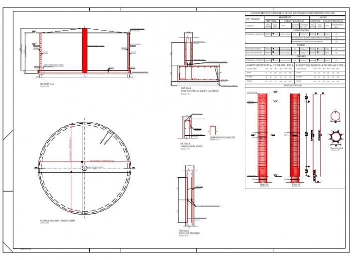 Depósitos para Biogas Lugo 02 - Proyectos ACCE Ingeniería