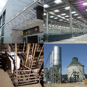 Obra Industrial - Servicios ACCE Ingeniería