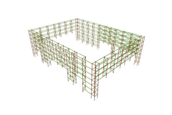 Estructura stand – París