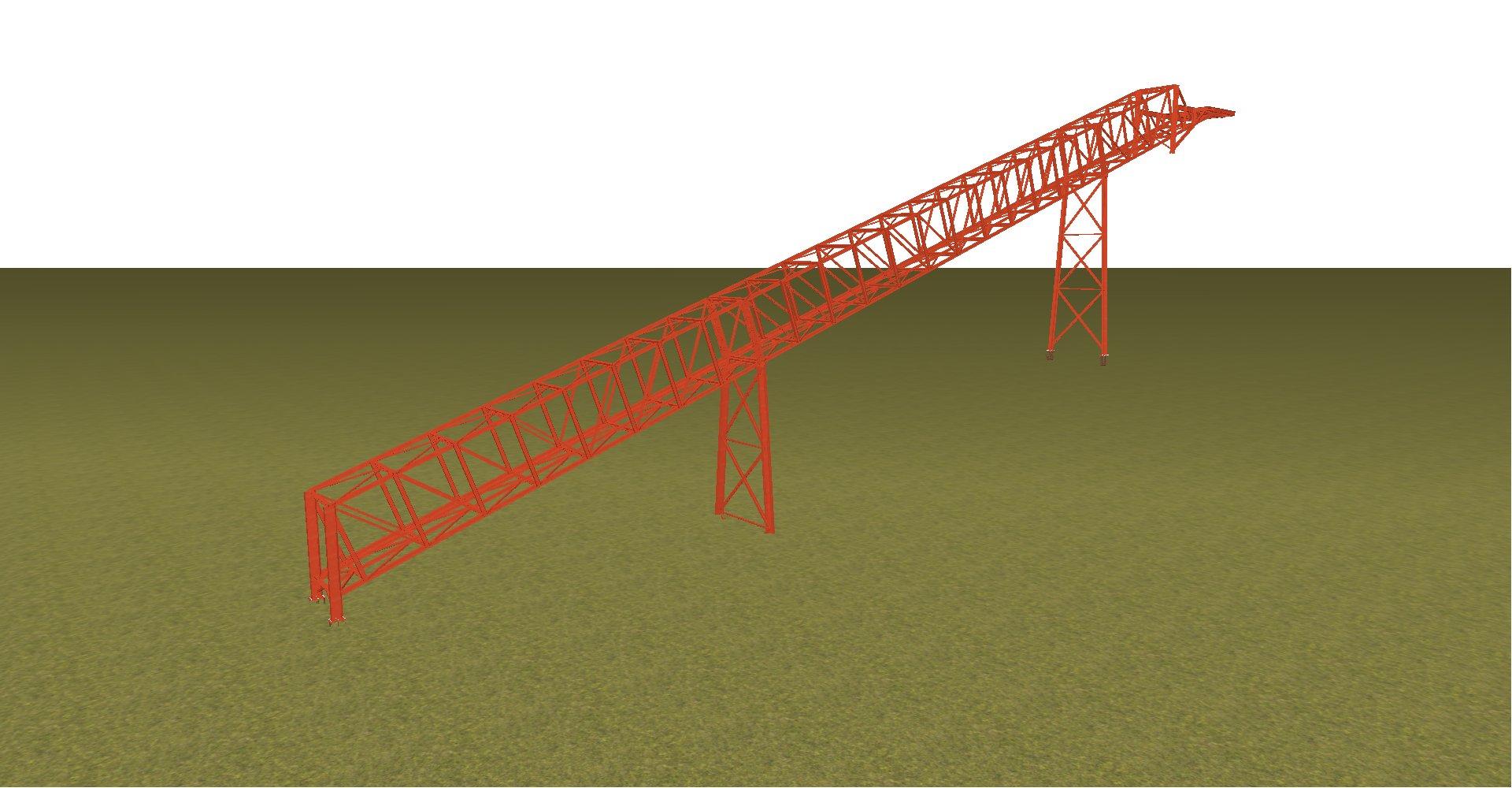 Puente de carga 01 - Proyectos ACCE Ingeniería