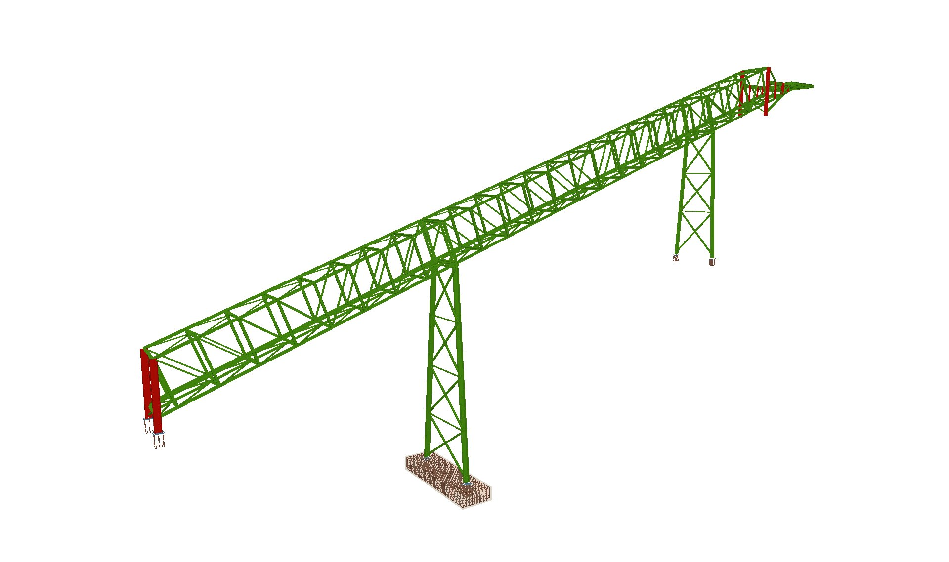 Puente de carga 02 - Proyectos ACCE Ingeniería