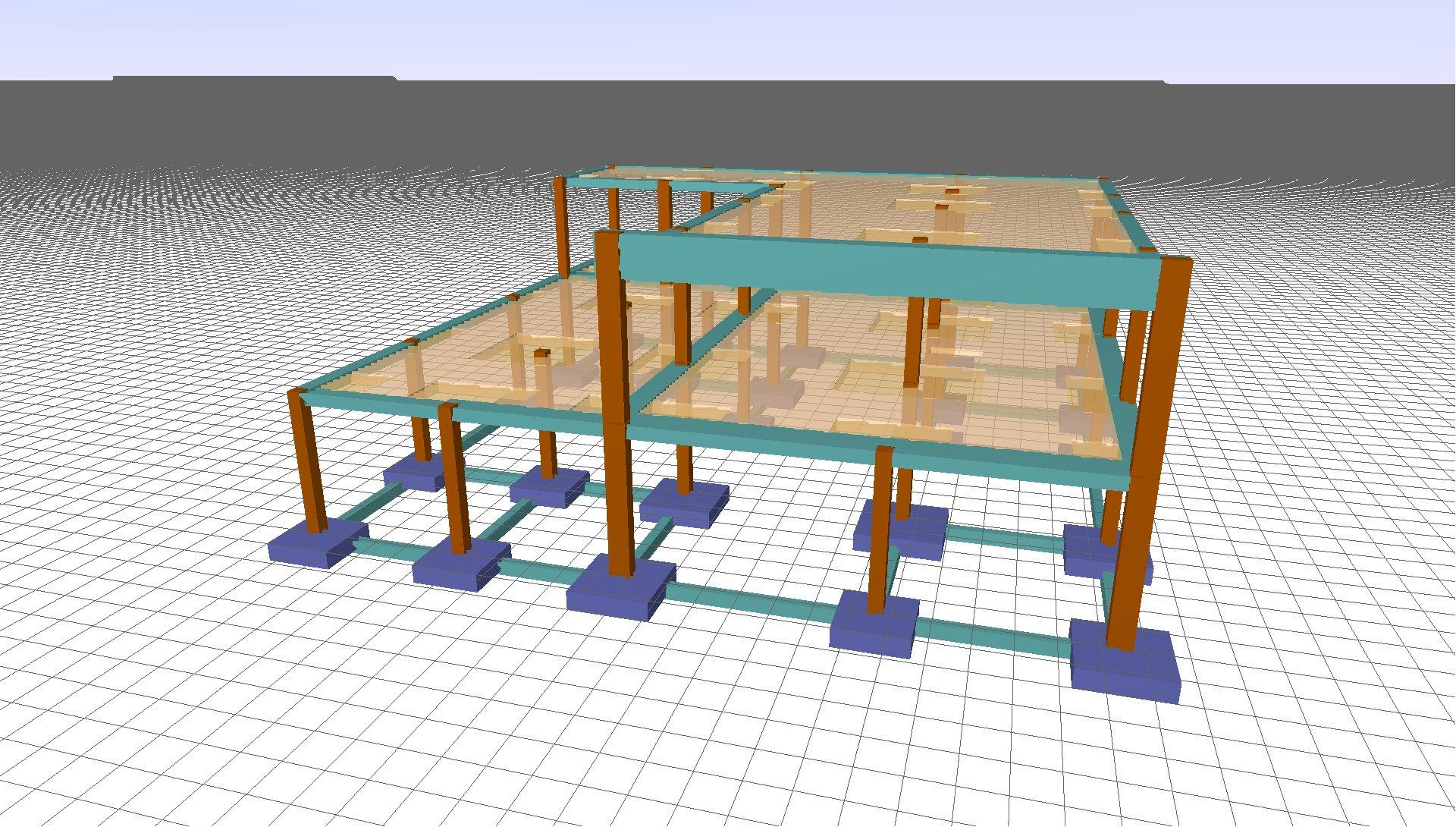 Edificio de oficinas 01 - Proyectos ACCE Ingeniería