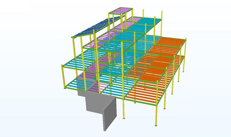 Proyectos Edificación - ACCE Ingeniería
