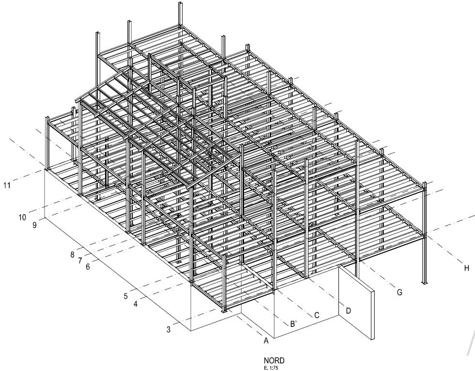 Edificio de viviendas en Barcelona 02 - Proyectos ACCE Ingeniería