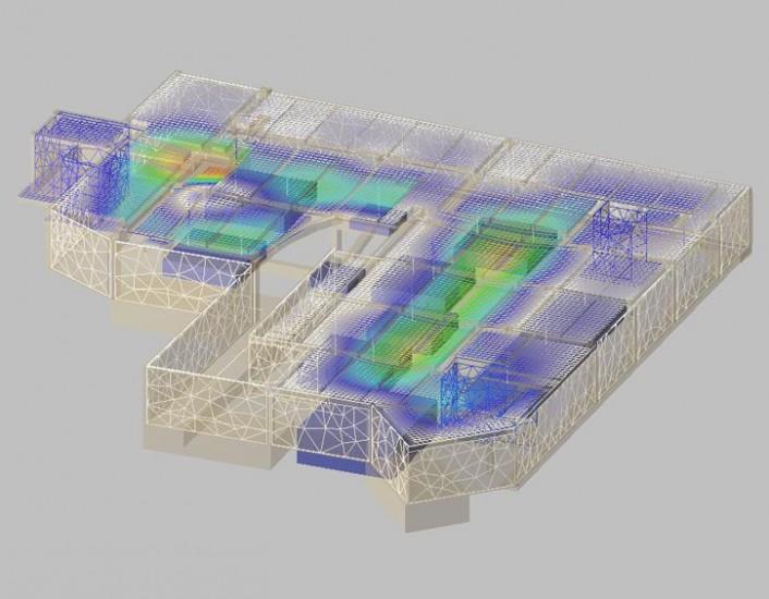 Edificio plurifamiliar en Francia 01 - Proyectos ACCE Ingeniería