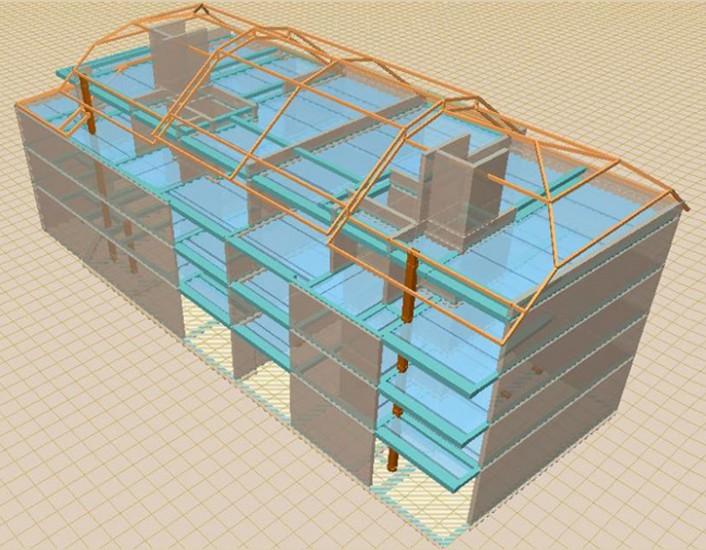Edificio plurifamiliar en Francia 02 - Proyectos ACCE Ingeniería
