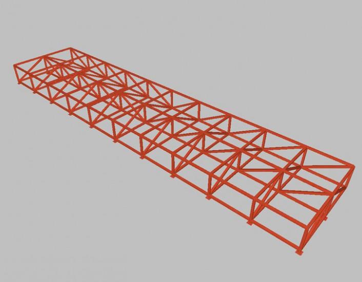 Marquesinas aeropuerto de Tenerife 01 - Proyectos ACCE Ingeniería