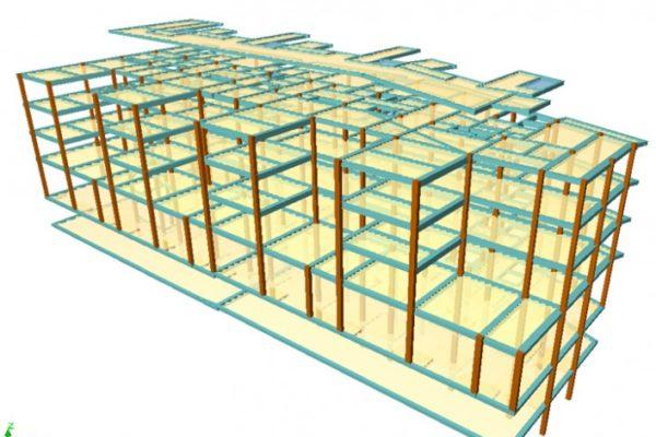 Edificio de viviendas – Valencia