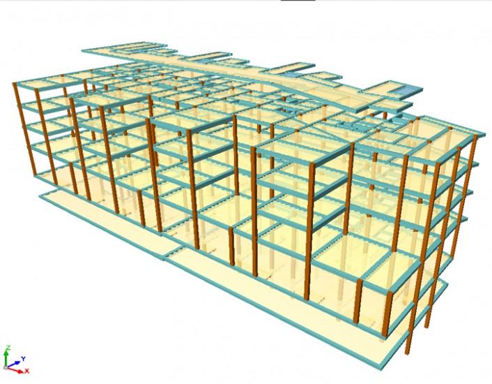 Vivienda plurifamiliar Valencia 03 - Proyectos ACCE Ingeniería