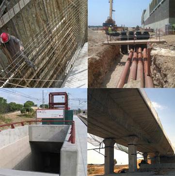 Obra Civil - Servicios ACCE Ingeniería
