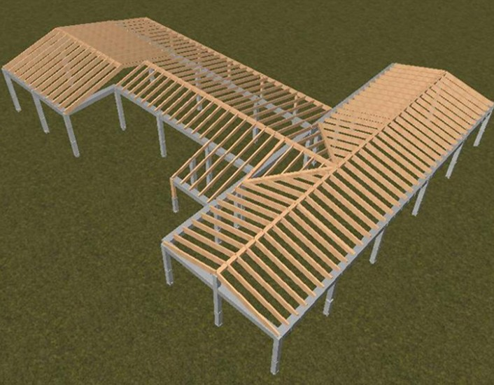 Vivienda unifamiliar l'Atmetlla 03 - Proyectos ACCE Ingeniería