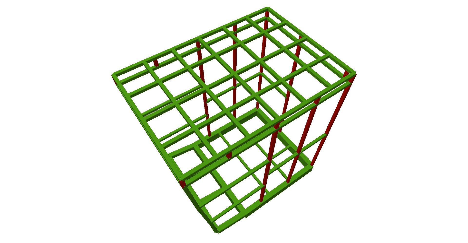 Cabina grúa 02 - Proyectos ACCE Ingeniería
