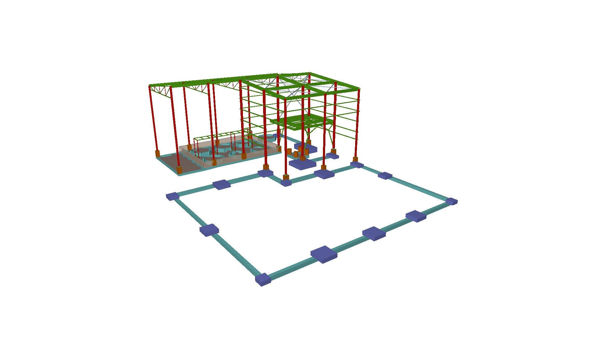 Nave Planta química 02 - Proyectos ACCE Ingeniería