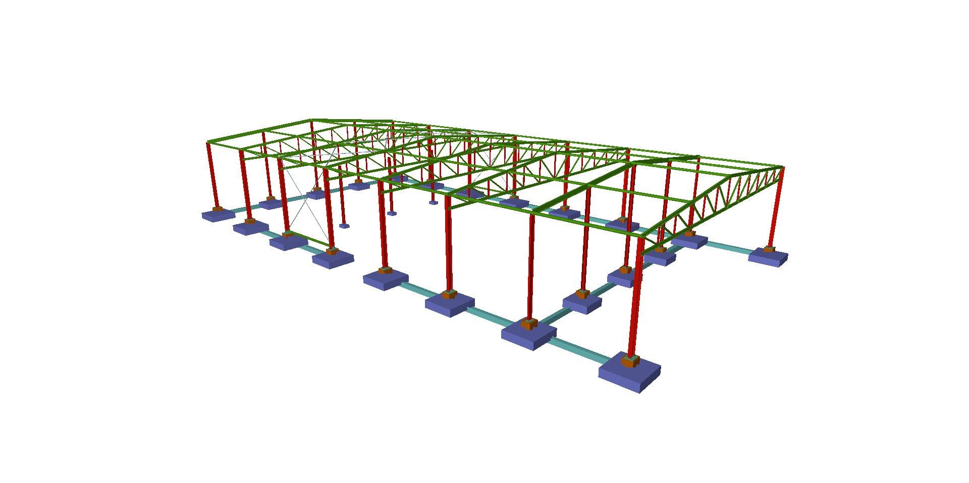 Nave Almacén 01 - Proyectos ACCE Ingeniería