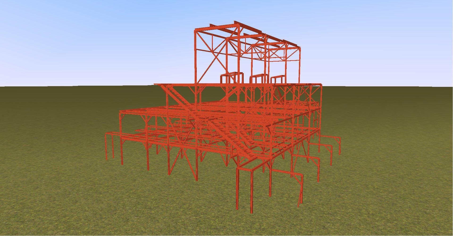 Planta de reciclaje 01 - Proyectos ACCE Ingeniería