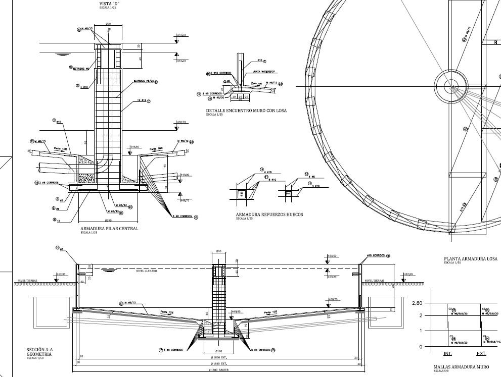 Depósito de lodos 01 - Proyectos ACCE Ingeniería
