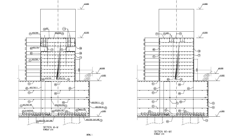 Macizo molino 01 - Proyectos ACCE Ingeniería