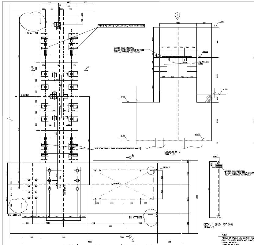 Macizo molino 02 - Proyectos ACCE Ingeniería