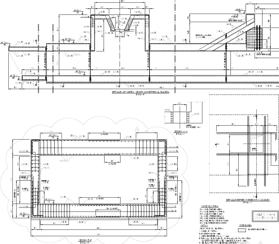 Parque de almacenamiento 01 - Proyectos ACCE Ingeniería