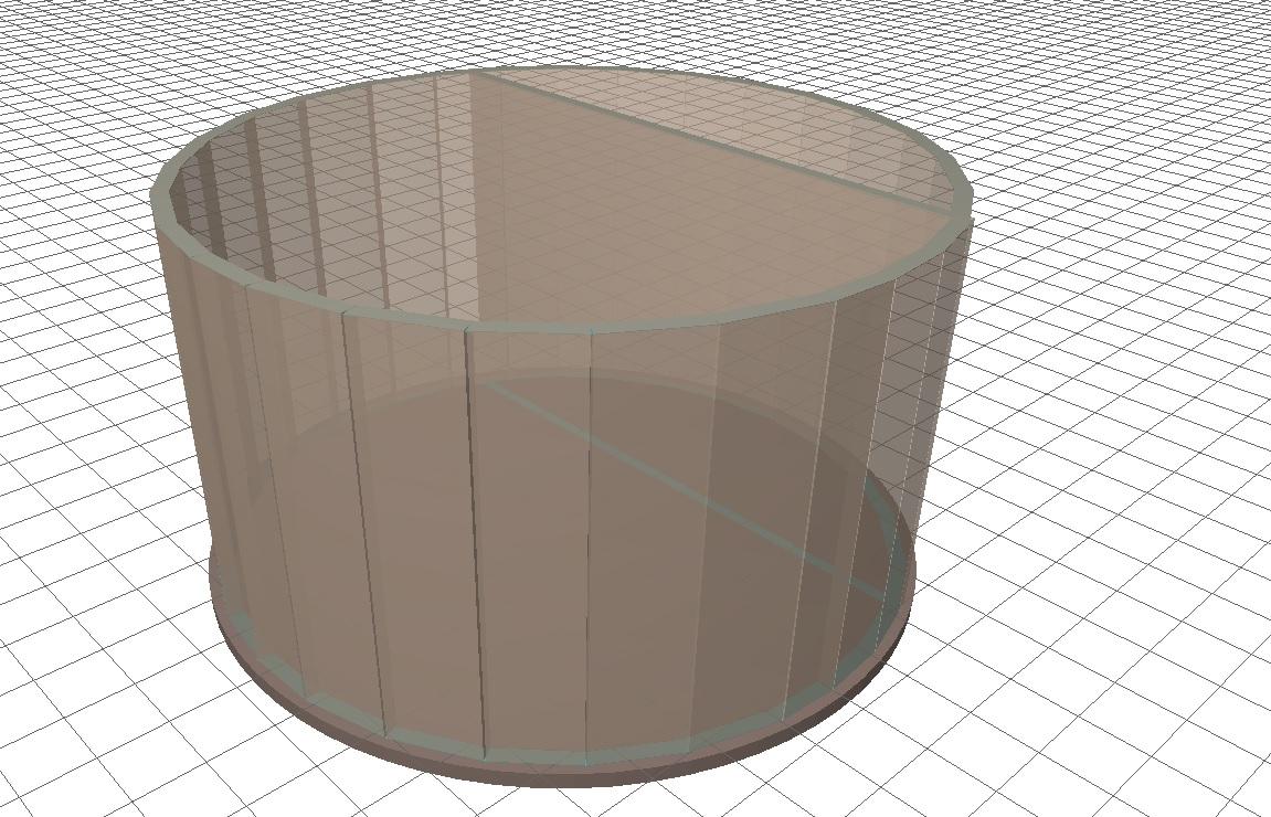 Depósito de purines 01 - Proyectos ACCE Ingeniería