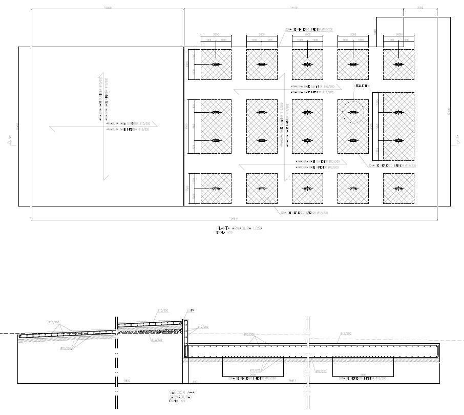 Losa de apoyo 01 - Proyectos ACCE Ingeniería