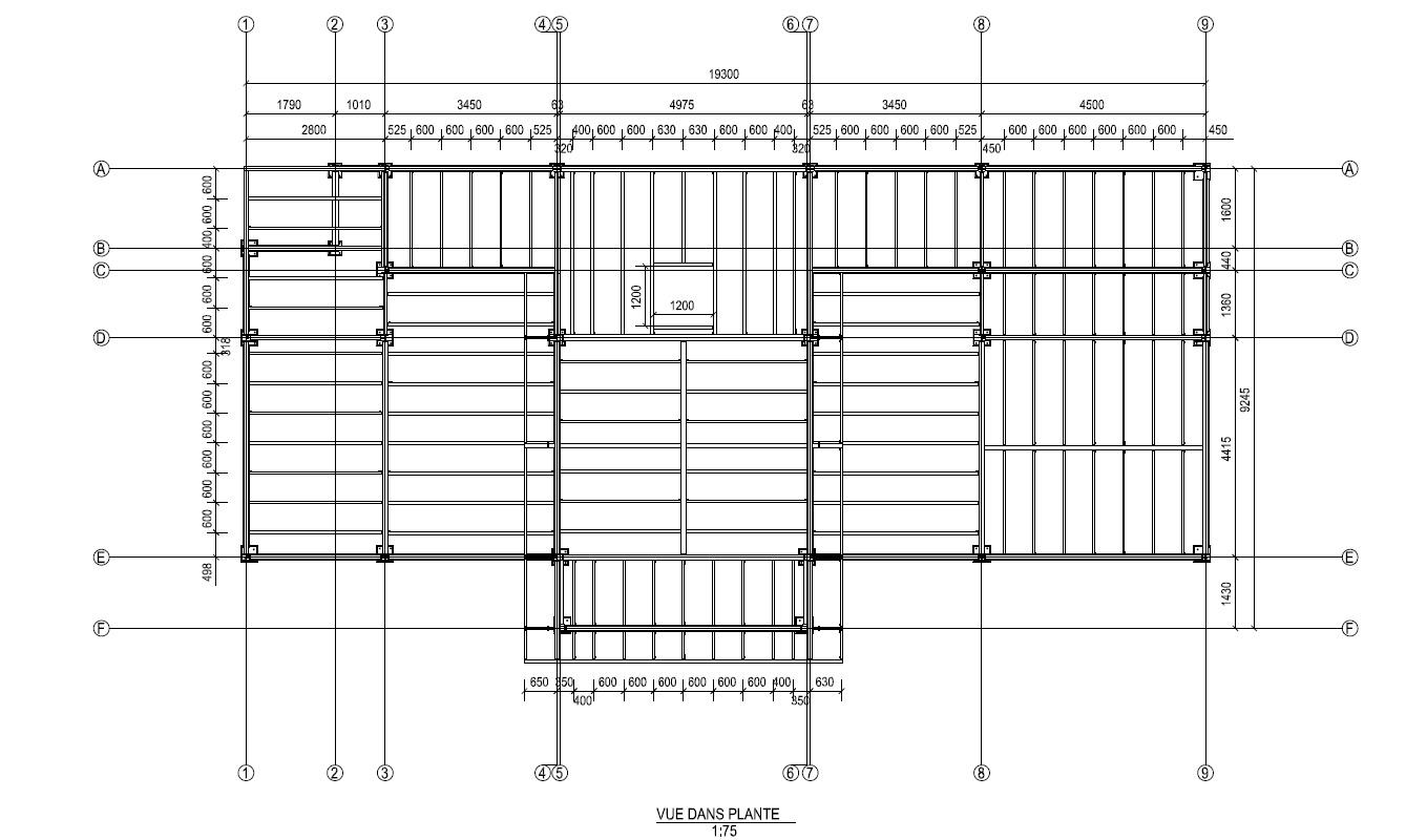 Vivienda unifamiliar 02 - Proyectos ACCE Ingeniería