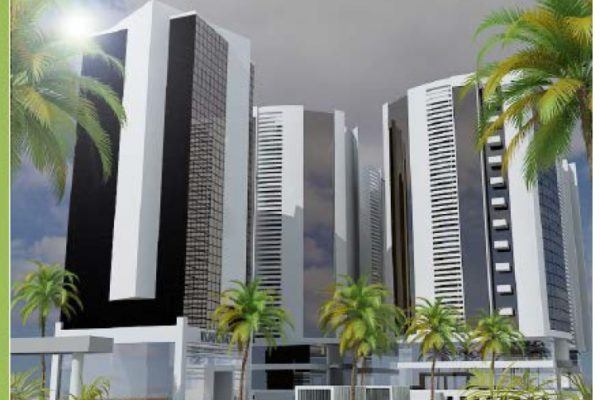 Edificio de viviendas – Libia