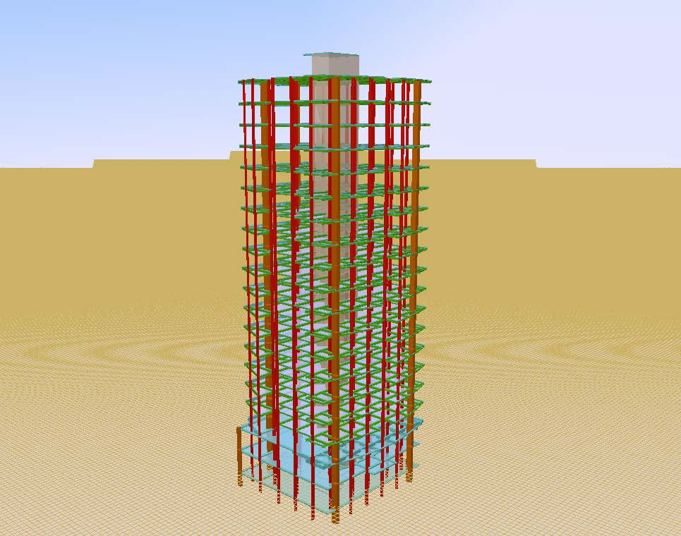 Edificio de viviendas Libia 02 - Proyectos ACCE Ingeniería