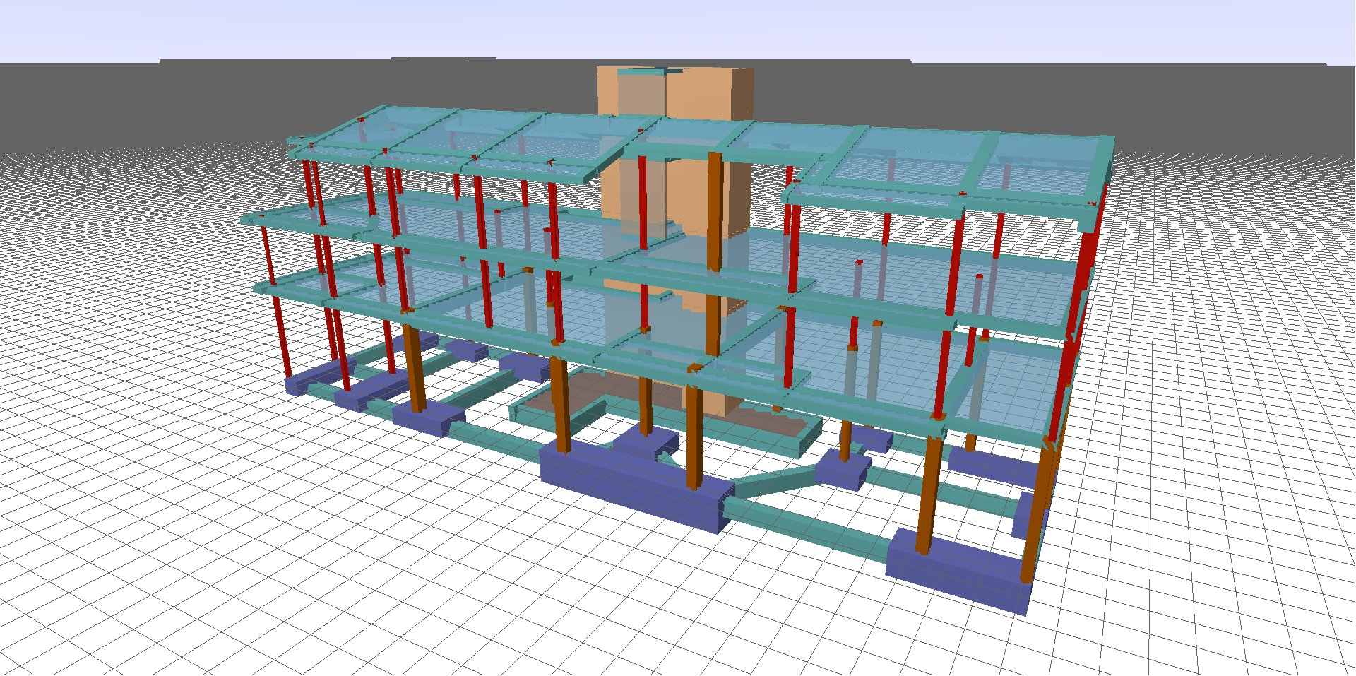 Edificio de viviendas en Barcelona 01 - Proyectos ACCE Ingeniería