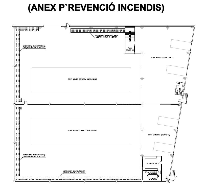 Reforma de almacén 02 - Proyectos ACCE Ingeniería