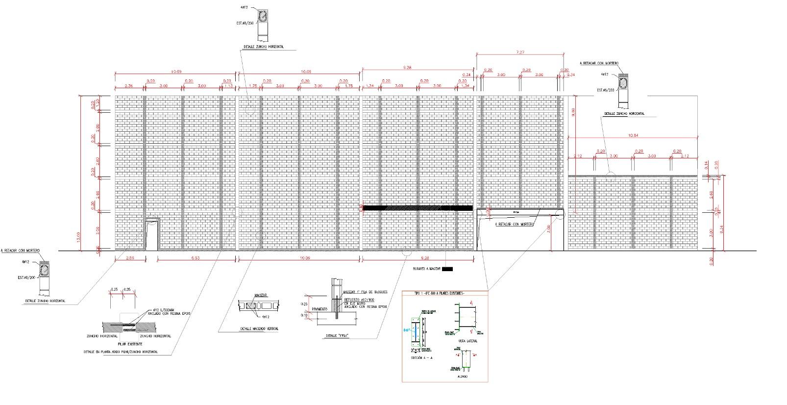 Reforma de almacén 03 - Proyectos ACCE Ingeniería